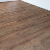 Walnut Floor Multi Texture Solid Boards