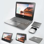 HP Chromebook x360 Transformer Laptop