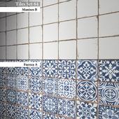 Tiles set 64