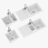 Rangemaster - Ceramic Kitchen Sinks