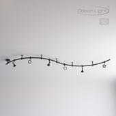 Flexible track odeon light 3805 / 42TL GONZAGO