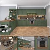 Kitchen Pedini Vintage - Sweetly