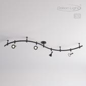Flexible track ODEON LIGHT 3805 / 28TL GONZAGO