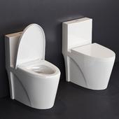Buxton toilet
