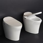 Lena smart toilet