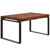 Industrial Dining Table-1