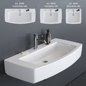 GALASSIA SA02 Washbasin art. 8958 art. 8955 art. 8954