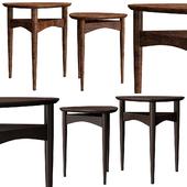 Poet side table