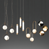 New Collection of Pendant Lights