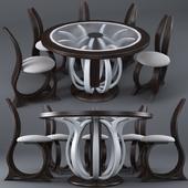 "Table_Chair-Modern №1 ""MONDELUX"""