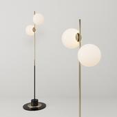 """Bohrer 69 """"Tree Floor Lamp"""