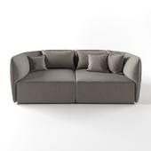 Moroso Chamfer Modular Sofa CH3018
