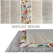 Carpets DOVLET HOUSE 5 pieces (part 267)