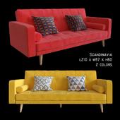 Sofa Imodern Scandinavia 2 colors