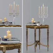 Table tavolino quadrifoglio