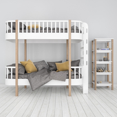 Bunk bed Ellipse Classic