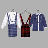 Школьная форма, детская одежда