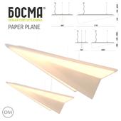 paper,plane / BOSMA
