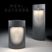 Garden lights company BOVER_collection MOAI