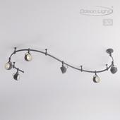 Flexible track ODEON LIGHT 3803 / 6TR GRAFFITO