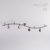 Flexible track ODEON LIGHT 3803 / 4TR GRAFFITO