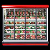 Refrigerated showcase Bonnetneve Proxima