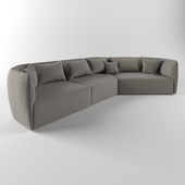 Moroso Chamfer Modular Sofa CH2A40