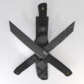 Knife Cold Steel Recon Tanto SK-5