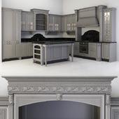 kitchen set Florence (ADM)