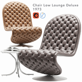 verpan system 123 lounge chair