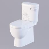 Sanita Luxe Art Flora WC