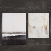 The Crossing No 2 and Jamie Hollis's Leaden John-Richard Collection