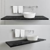 Creative sink design
