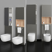 Toilet Furniture