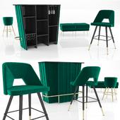 Eichholtz bar set