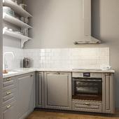 IKEA BUDBIN kitchen