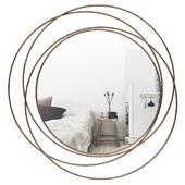 Stier Metal Wall Mirror ORNL8453