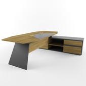 aulenti-8-ft-office-table-veneer-finish