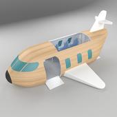 Interactive airplane