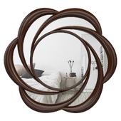Swirl Frame Accent Mirror ANDO3232