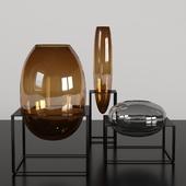 Fendi Cube Vase Collection