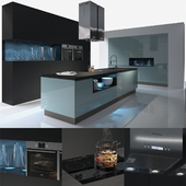 High-tech kitchen