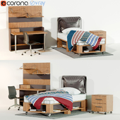 Childroom Full furniture set_3dce_1