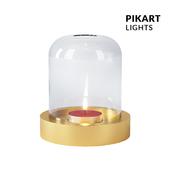 Candlestick Glade art. 5782 from Pikartlights