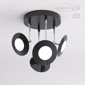 Ceiling Light ODEON LIGHT 3811 / 28CL ULISS