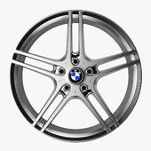 BMW Car Rim 1 Free Model