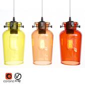 11-jar lamp