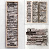 Decorative clinker brick