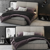 Poliform Laze - Bed