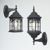 Decorative garden lamp for outdoor lighting